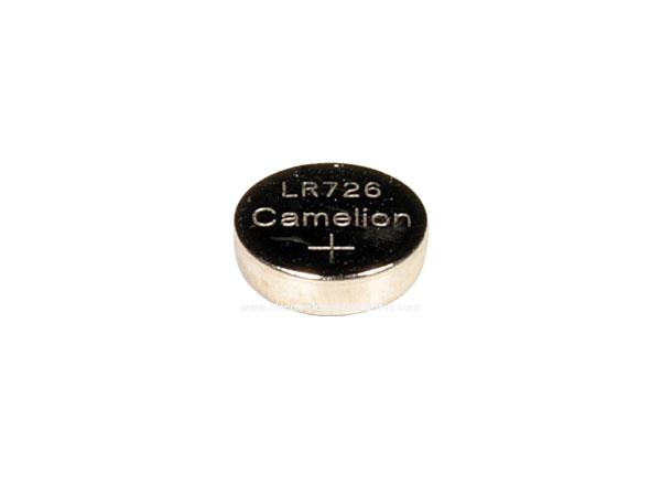 CAMELION - LR726 - AG2 - D396 - 1.5 V alkaline button cell battery
