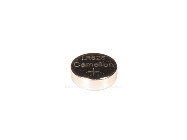 Pile bouton alcaline 1,5 V - CAMELION - LR626 - AG4 - D377