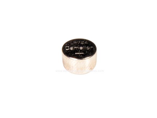 Pilha botão alcalina 1,5 V - CAMELION - LR754 - AG8 - D393