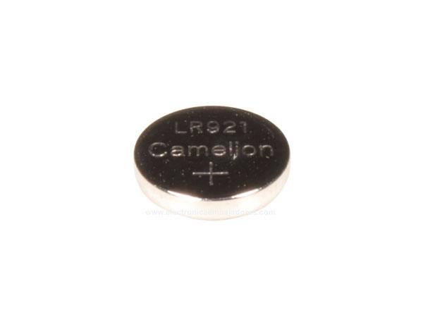 PILA BOTON ALCALINA 1,5V CAMELION LR921 - AG6 - D371