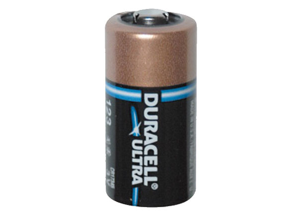Duracell CR123 - Pila Litio - 3 V - 1500 mAh - 2/3 A - CR17345