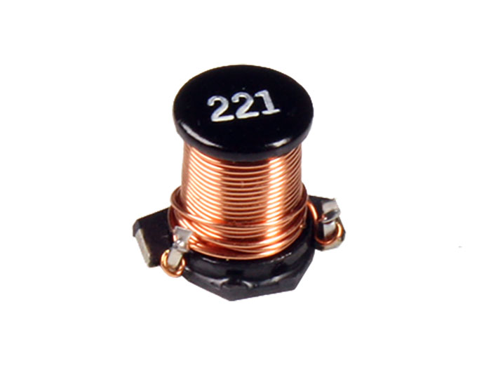 SDR811 - Inductor 220 µH - 350 mA - Capsule SDR811 - SF811T-221MR65-PF