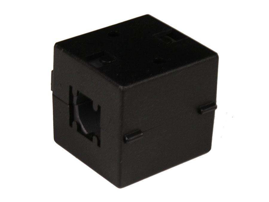 Filtre en Ferrite pour Câbles - Ø13,0 mm - Carré