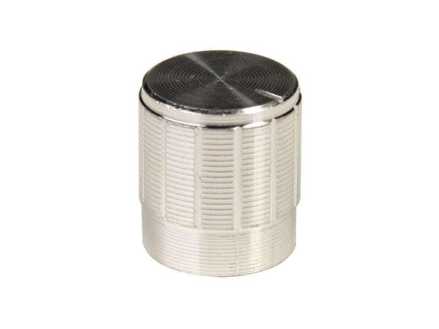 Bouton de Commande 14,5 x 16 mm Aluminium
