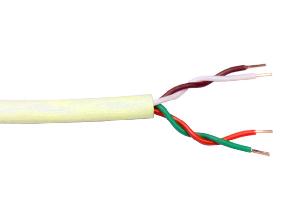 Lazsa AC-4 - Telephone Cable - Indoor Connection 4 Wires (2 Pairs) - 6100
