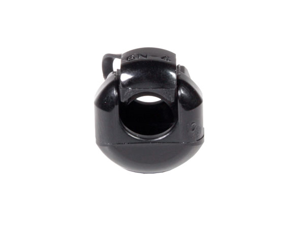 Strain relief bushing for 7.6 mm Round Cable