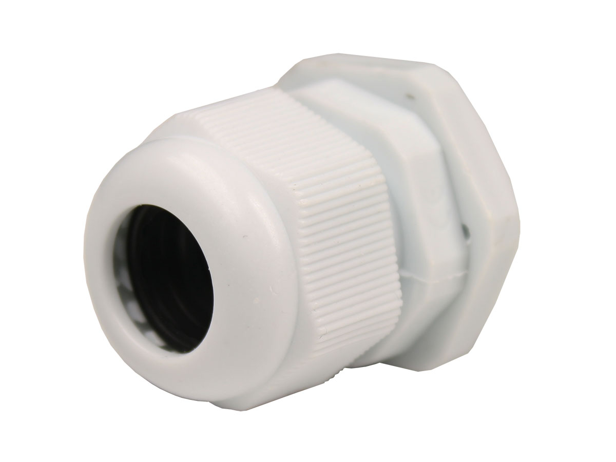 M40 x 1.5 Grey Cable Gland