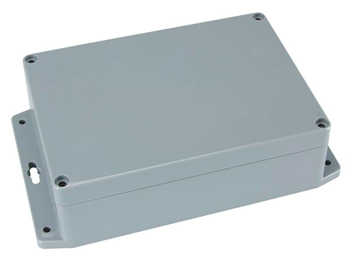 G313MF - sealed ABS enclosure 171 x 121 x 55 mm - with tongue