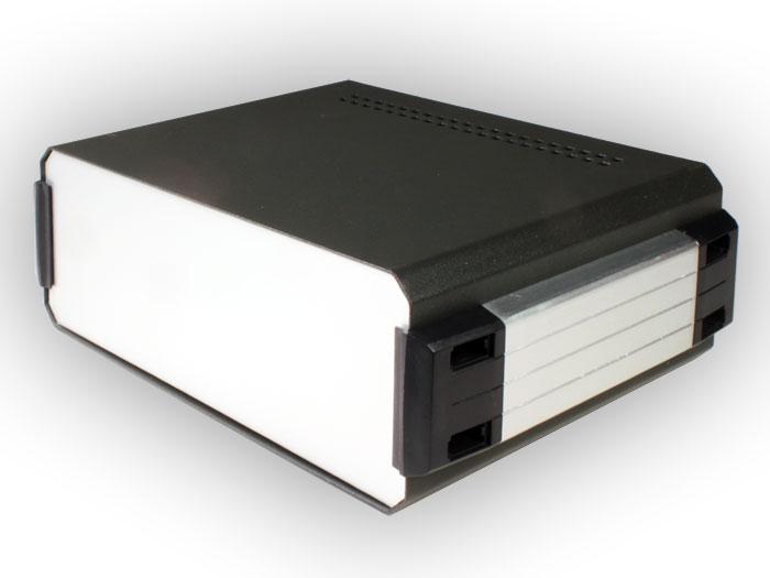 Retex Serie 110 - Caja Metálica Instrumento 250 x 90 x 200 mm - 31110004