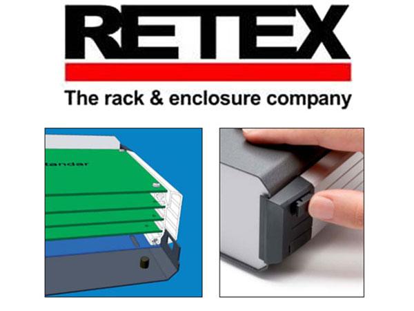 Retex Serie 110 - Caja Metálica Instrumento 150 x 70 x 140 mm - 31110001