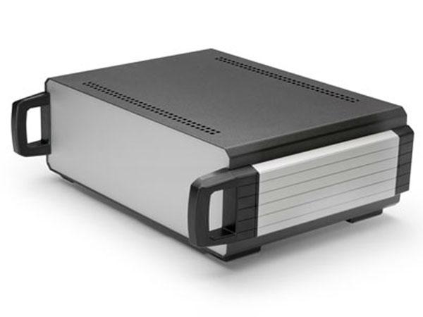 Retex Serie 110 - Caja Metálica Instrumento 350 x 120 x 260 mm - 31110006