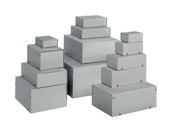 Retex Minibox Nº 1 - Caja Convencional Metálica 40 x 25 x 55 mm - 31040101