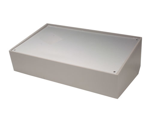 CAJA PUPITRE PLASTICO TEKO 216x130x77,7mm TK363G