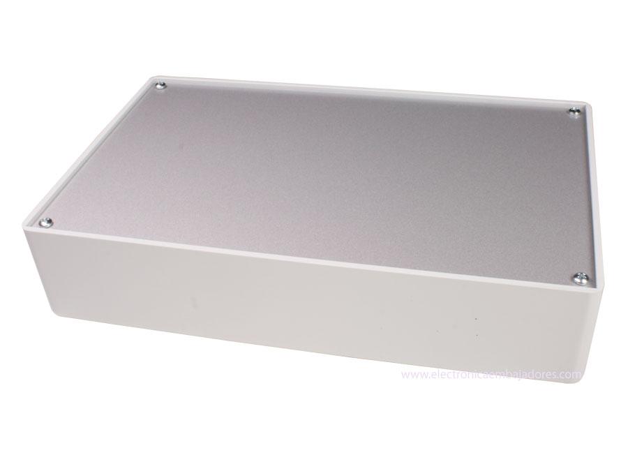 Teko EUROPULT - Caja Pupitre Plástico - 216 x 130 x 77 mm - 215.5