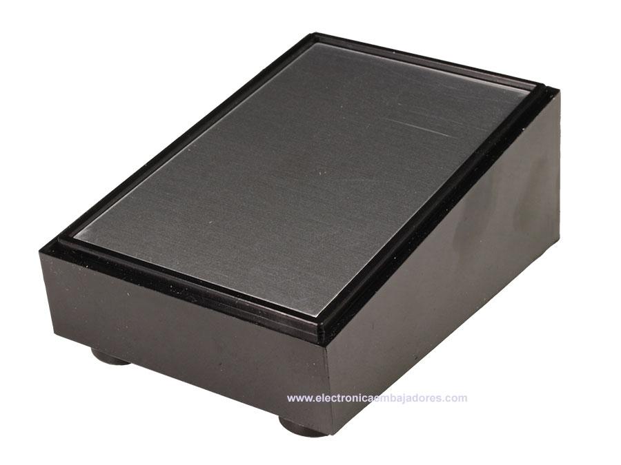 Teko PULT-10 - Caja Pupitre Plástico - 85 x 56 x 37 mm - 101.9