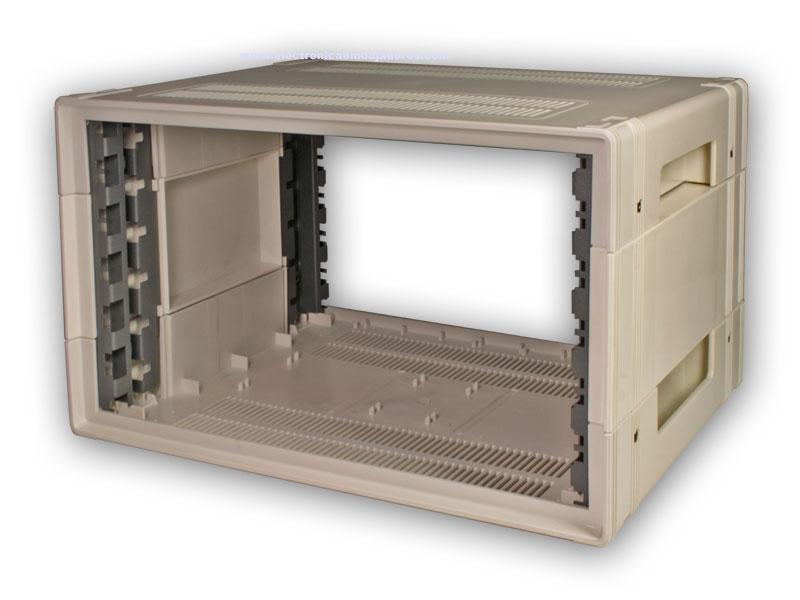Retex Serie 190 - Envolvente para Caixa Rack de 19