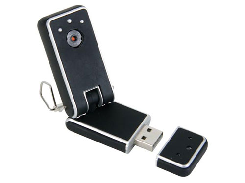 CÁMARA WEB USB 2.0 ALTA VELOCIDAD CON MICRÓFONO