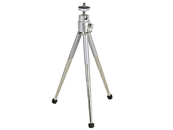 Extendable camera tripod