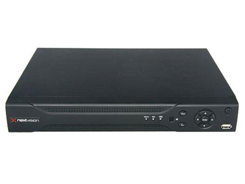 Gravador de Vídeo Analógico HDD 500 GB, 4 Entradas, Ethernet, PTZ, Accesso 3G - DVR04LEA+HD500GB