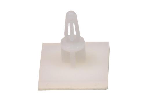 Entretoise Nylon pour Plaques Clip et Adhésif 9,5 mm - SP94410