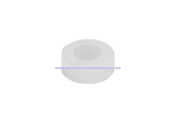 Plastic Non-Threaded Spacer 2 mm - 72342