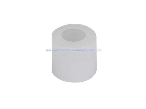 Separador Plástico sin Rosca 5 mm - SP9005