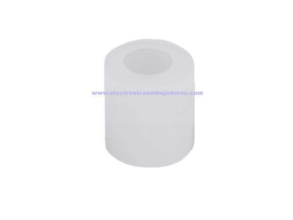Separador de Plástico sem Rosca 6 mm - SP9006