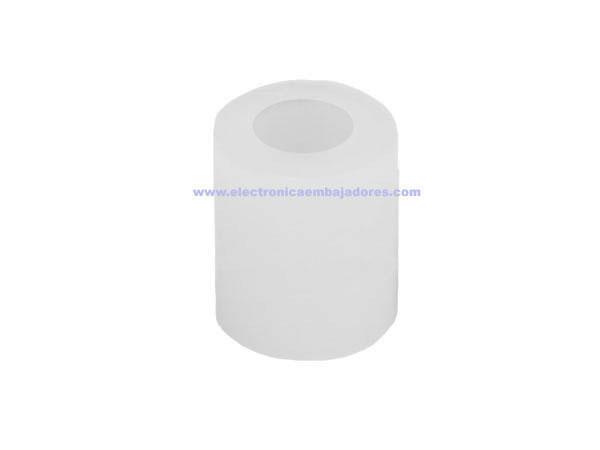 Entretoise Plastique Cylindrique sans Filetage 7 mm - SP9007