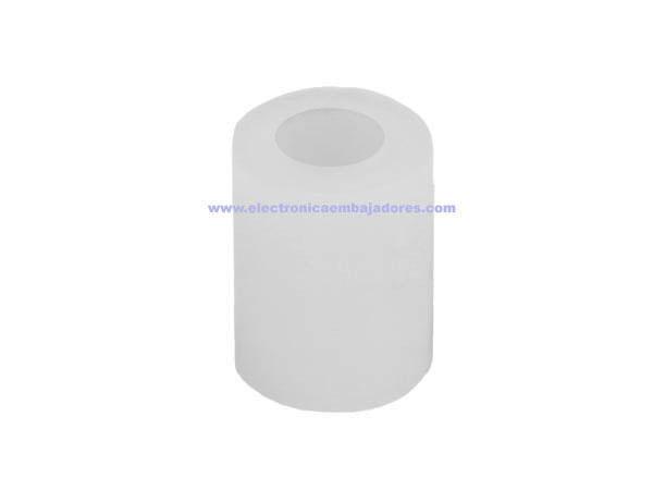 Entretoise Plastique Cylindrique sans Filetage 8 mm - SP9008