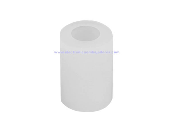 Entretoise Plastique Cylindrique sans Filetage 10 mm - SP9010