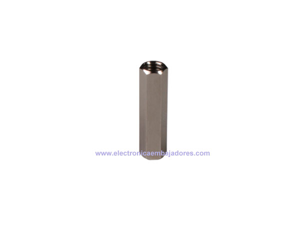 Metal Hexagonal Spacer - Metric 4 - Female - Female - 20 mm - SP1620