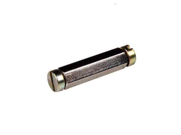 Separador de Metal Hexagonal Métrica 3 - Fêmea-Fêmea - 17 mm - com Parafusos