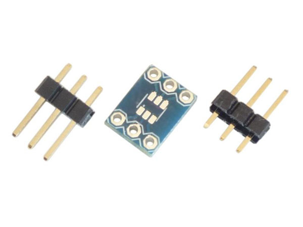 Adaptateur SOT-23 vers DIP6 - MR006-004.1