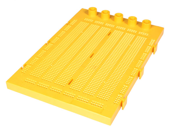 Breadboard - 1690 Tie Points with Nuts - MB10HA