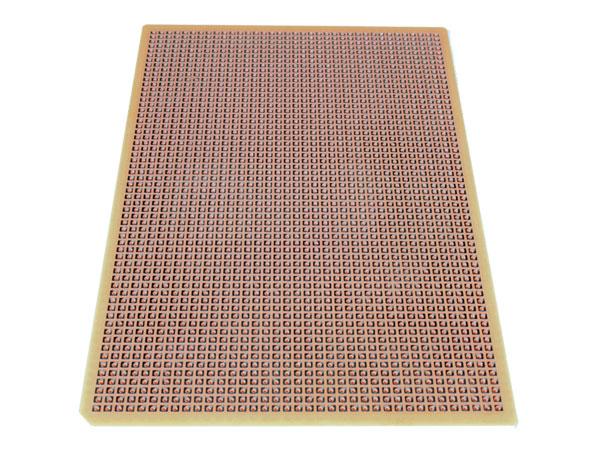 PLACA FIBRA VIDRIO DISCONTINUA 80 x 100 MM