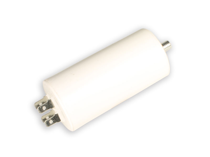 Motor Run Capacitor - 8 µF - 450 VAC