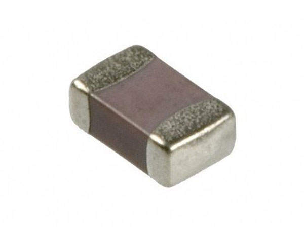 SMD 0805 Multilayer Ceramic Capacitor - C0G 2.5 pF - Pack of 25 Units