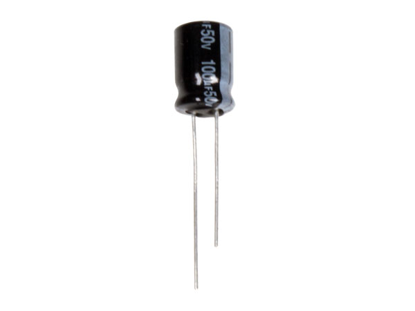 JAMICON SK - Radial Electrolytic Capacitor 100 µF - 50 V - 85°C