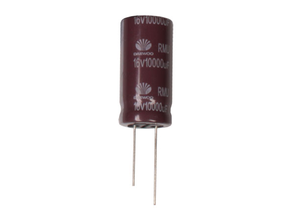 Condensateur Electrolytique Radial 10000 µF - 16 V - 105°C