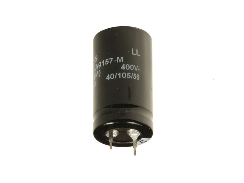Condensador Electrolítico Radial 150 µF - 400 V - 105°C