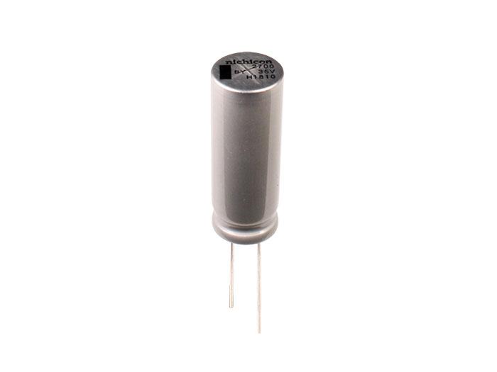 Condensador Electrolítico Radial 2700 µF - 450 V - 135°C - UBY1V272MHL