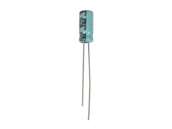 Radial Electrolytic Capacitor 33 µF - 16 V