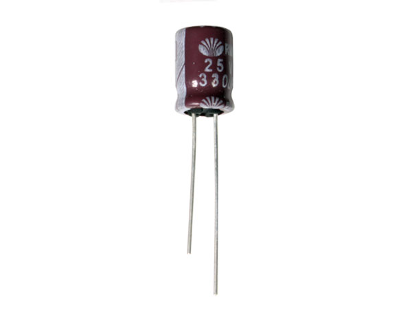 Radial Electrolytic Capacitor 330 µF - 35 V - 105°C