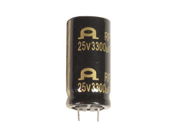 Radial Electrolytic Capacitor 3300 µF - 25 V - 105°C - 88192