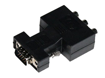ADAPTADOR SVGA - 3 RCA RGB