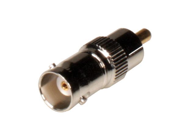 Adaptateur BNC Femelle - RCA Mâle