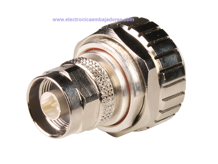 7/16 Male to N Male Connector Adapter - A-AD-716-N-03-50
