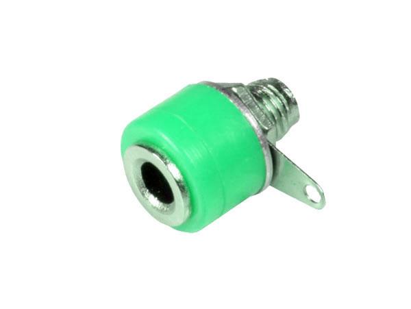4 mm Socket - Green - 2270V