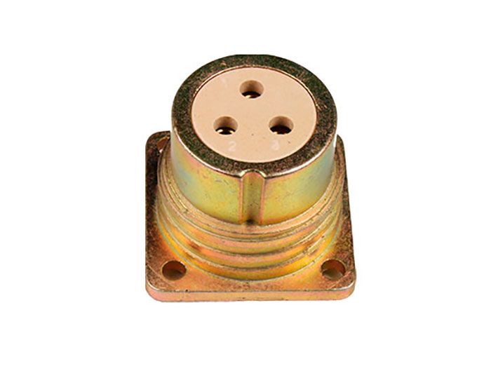 BHE20B3 (920223CS) - 3 contacts female receptacle size 20 circular connector