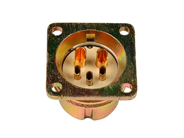 BHE20B5 (920225DS) - 5 contacts female receptacle size 20 circular connector